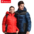 Brand Toread Winter Lovers warmth duck down jacket women outdoor sport lightweight jacket coat windproof men