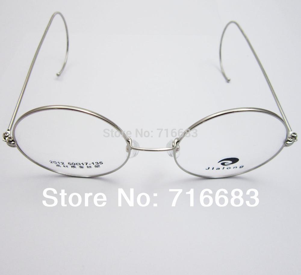 vintage style wire rim eyeglass frames Global Business ...