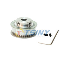 HTD 3M Timing Belt Pulley Pitch 3mm Teeth Width 11mm 36 Teeth Bore 6mm 8mm 10mm 12mm for 3D Printer Accessories