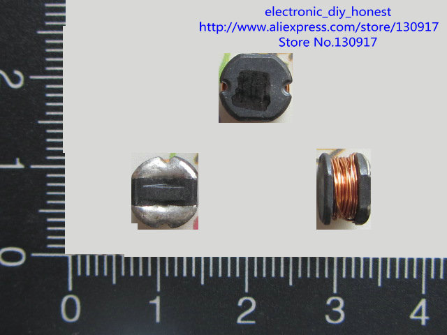 CD75 4.7UH(4R7) 2A SMD power inductor winding(China (Mainland))