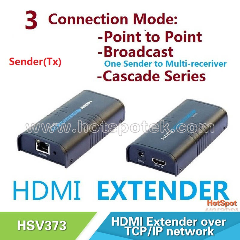 Wireless hdmi Extender Ethernet Network transmitter(TX) 120m over Cat5e/CAT6 cable with RJ45,1 pcs hdmi extender transmitter Tx(China (Mainland))
