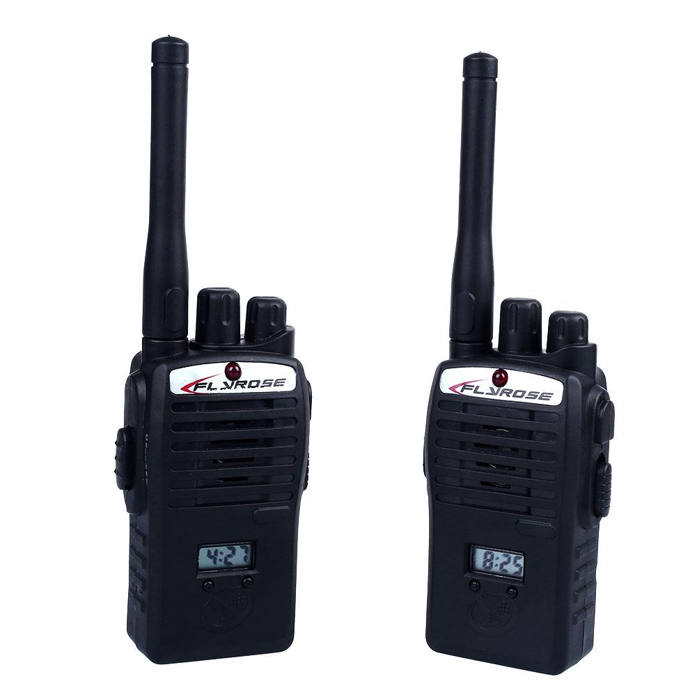 2PCS Wireless Walkie Talkie Children Two-Way Radio Set Kids Portable Electronic(China (Mainland))