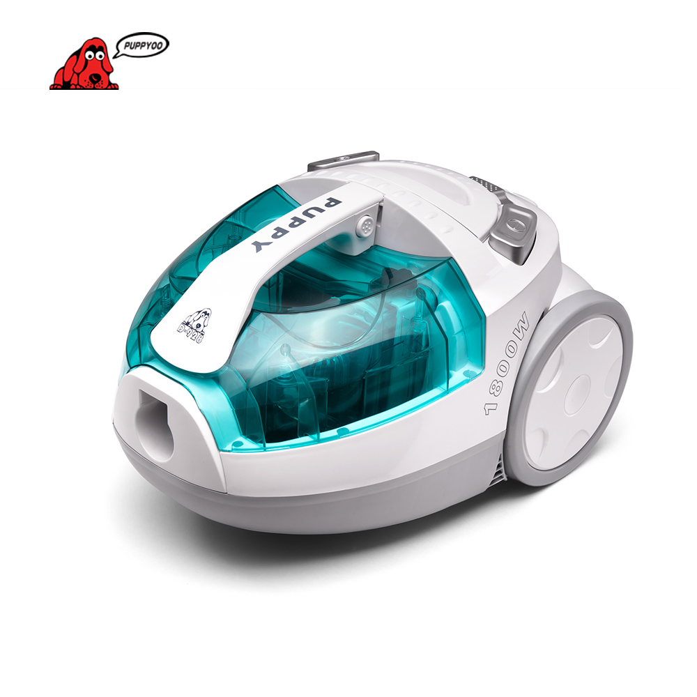 Home Canister Vacuum Cleaner For Home Aspirator Powerful Suction Dust Collector D-928 PUPPYOO()
