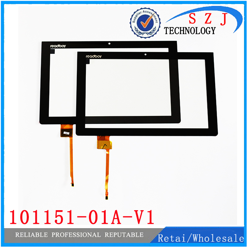 New 10.1 inch Tablet 101151-01A-V1 Touch Screen Digitizer Glass Touch Panel Sensor Replacement Free Shipping<br><br>Aliexpress