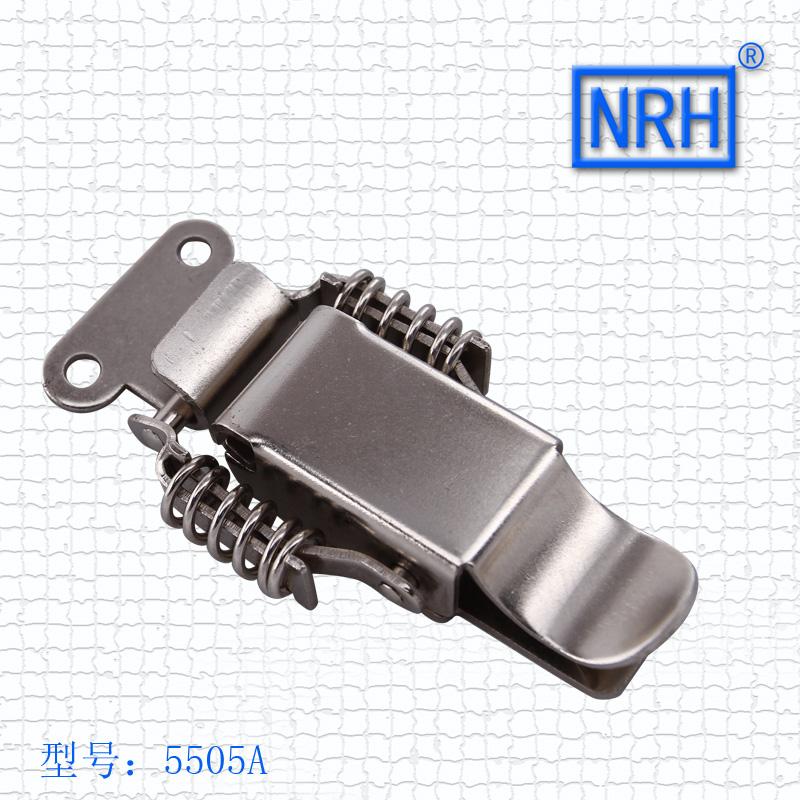 NRH hardware 5505A Ba Feilin spring buckle iron luggage accessories hardware lock box buckle buckle<br><br>Aliexpress