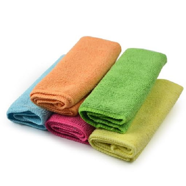 5pcs/lot 30*30cm Auto Care Microfiber Cleaning Cloths Kitchen Towels Magic Household Glasses Car Clean Sponge Cloth #MCP5(China (Mainland))