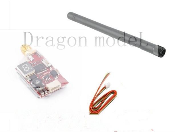 Dragon model 5.8 ghz TS5828L 600 mw 40ch canali mini wireless a/v di trasmissione fpv qav250 210(China (Mainland))