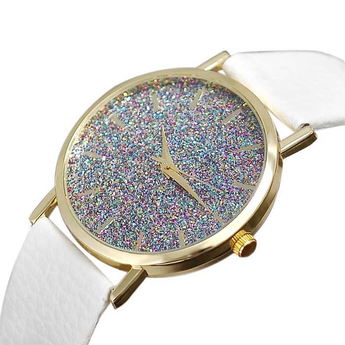New High-end Style Stars Fashion Casual Watch Elegant Generous Wristwatch Crystal Luxury Brand Quartz Women Watch Relogio Clock<br><br>Aliexpress