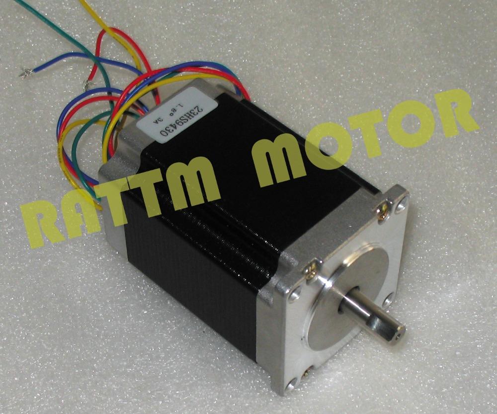 Buy nema23 350 oz in cnc stepper motor for Stepper motor buy online