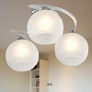 Modern Moon Light Living Room Lights Ceiling Light Fitting Crystal Lamp Bedro