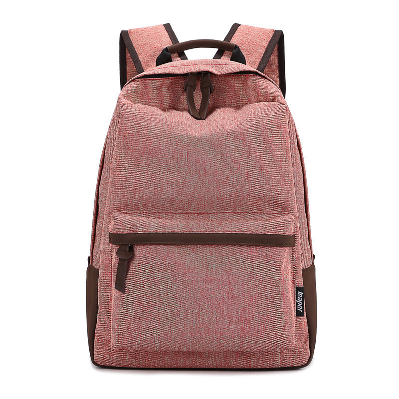 Multicolored Laptop Preppy Style Backpack Bags for Teenager Girls Casual Cotton Women Large Capacity Functional Schoolbags XB030<br><br>Aliexpress