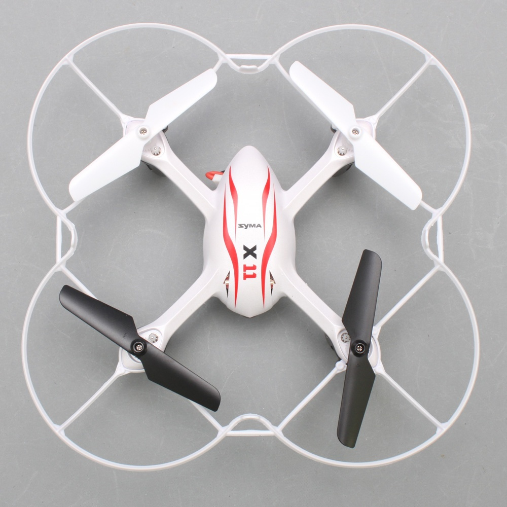Syma X11 4 Channel 2 4GHz Drone 6 Axis Gyro Remote Control RC Helicopter Quadcopter w