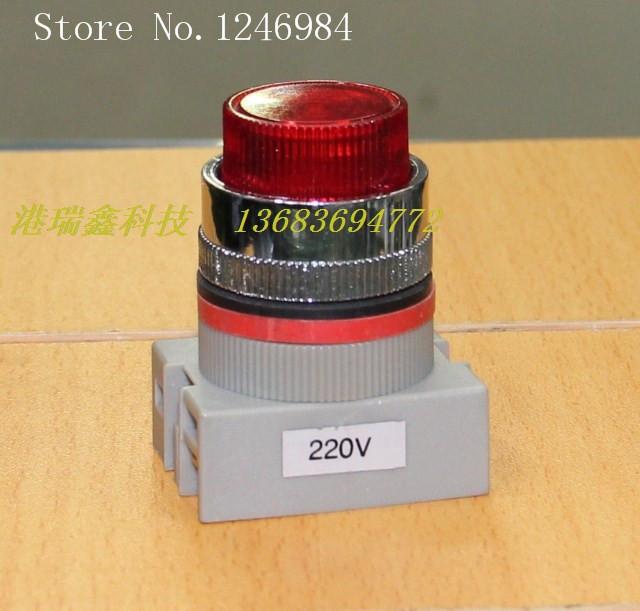 [SA]Handing indicator 220V electrical switch M22--20pcs/lot<br><br>Aliexpress