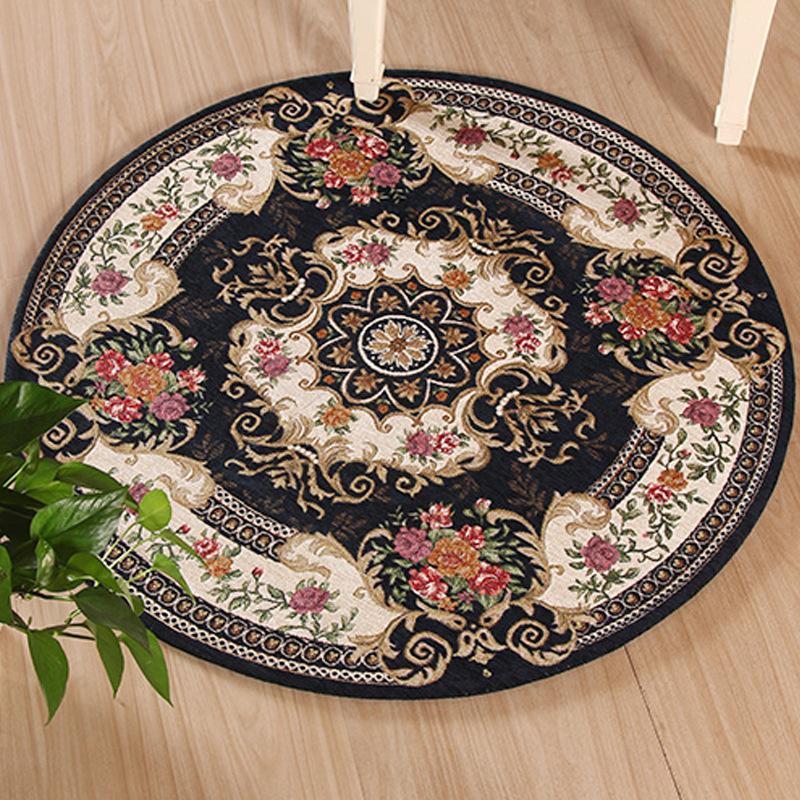 European Home Decration Discount Front Door Flag Carpets Anti-slip Doormat Door mat /Charpet /rug /kitchen floor mats capacho(China (Mainland))