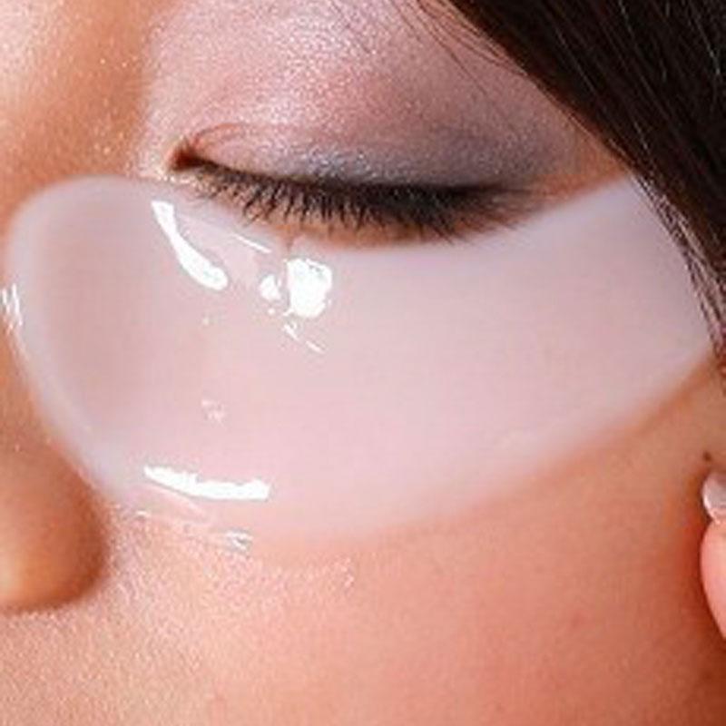 5pair/LOT Eye Masks Collagen Crystal Anti-aging Anti-puffiness Dark circle Anti Wrinkle Moisture Eyes Care(China (Mainland))