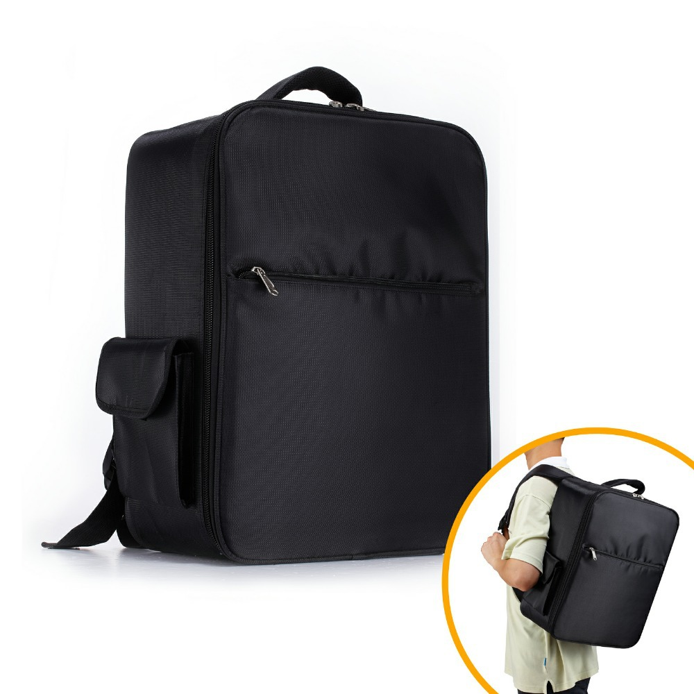 2015 Fashion DJI phantom 2 vision quadcopter drone Waterproof shoulder aircraft bag carry case backpack fpv - Selens Photographic store