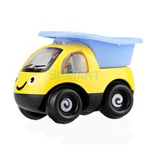 Cartoon Pull Back Construction Vehicle Truck Lorry Car Kids Toy(China (Mainland))