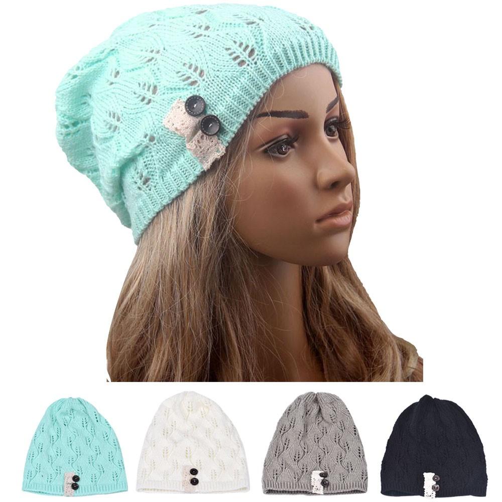Vrouwen-breien-hoed-casual-hollen-bladeren-kant-knop-wol-hoed-vrouwelijke-2015-tiene-verkoop-van-wf