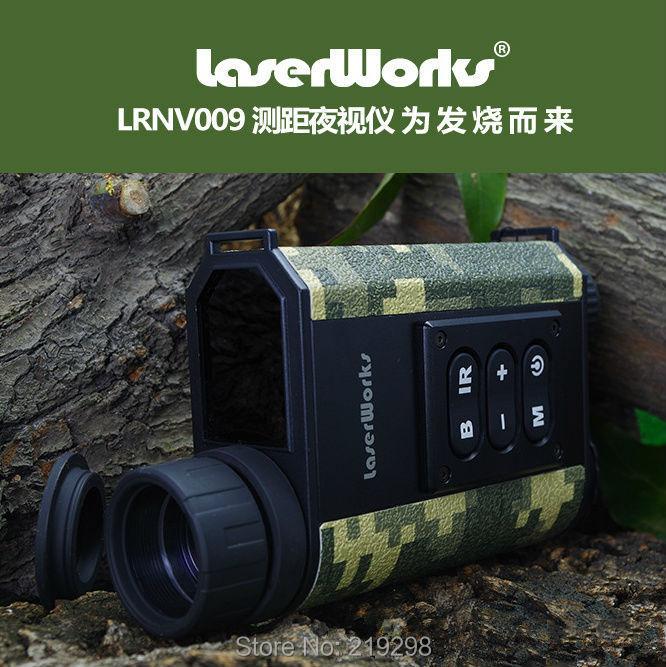Лазерные дальномеры из Китая