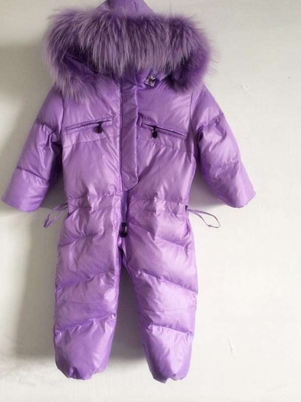 Wear down Jumpsuit ski suit baby-snowsuit infant snowsuit climb clothes baby-clothes<br><br>Aliexpress