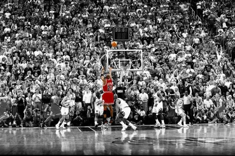 Michael Jordan Dunks Silk Canvas Wall Poster Super Basketball Printings Bedroom Decor 12x18 20x30 24x36inch 03 - Fabric Poster-Custom store