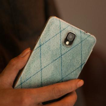 Etui plecki do Samsung Galaxy Note 3 w bambusowym stylu różne wzory