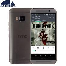 Original HTC One M9 Mobile Phone 4G LTE Full HD 1920*1080 Snapdragon 810 Quad-core 1.5 GHz 3GB/32GB 5.0 inch 20MP Camera
