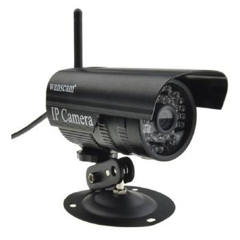 Security Camera Plug&Play WiFi Outdoor Waterproof Wireless Network IP Camera CCTV Surveillance Night Vision Wanscam
