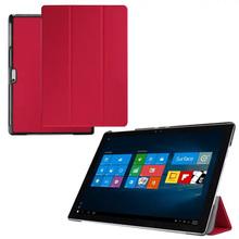 Ultra Slim искусственная кожа смарт-чехол чехол для Microsoft Surface Pro 4 12.3 » защитной оболочки для Microsoft Surface Pro 4 чехол + стилус
