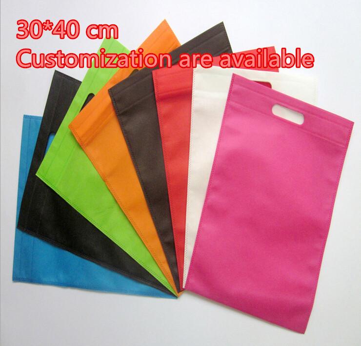 30*40cm 10 pcs/lot France comida bolsas bustine regalo cute plastic bag(China (Mainland))