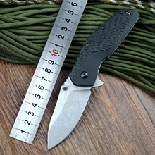 2015 new Kershaw 3 pocket folding knife EDC pocket knife camping knife with 8Cr13MoV blade stainess