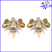 shoes clips decorative shop Shoe accessories shoe clip crystal rhinestones charm metal material N517(China (Mainland))