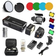 Buy Godox AD200 2.4G TTL Flash 1/8000 HSS Monolight Nikon Canon Sony + AD-S2 Standard Reflector + AD-S11 Color Filter Gel Pack for $450.00 in AliExpress store