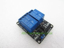 Buy 10pcs/lot 2-channel New 2 channel relay module relay expansion board 5V low level triggered 2-way relay module arduino for $10.50 in AliExpress store