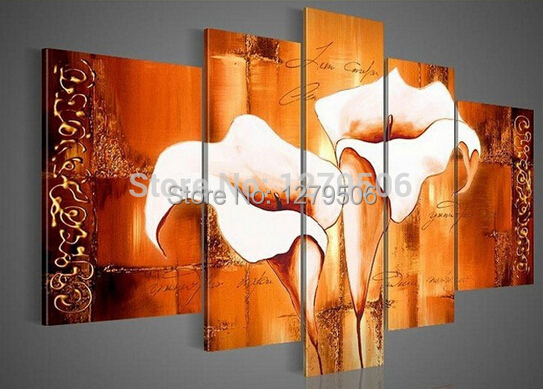 100% Handmade Hi-Q Abstract Modern Wall Decor .