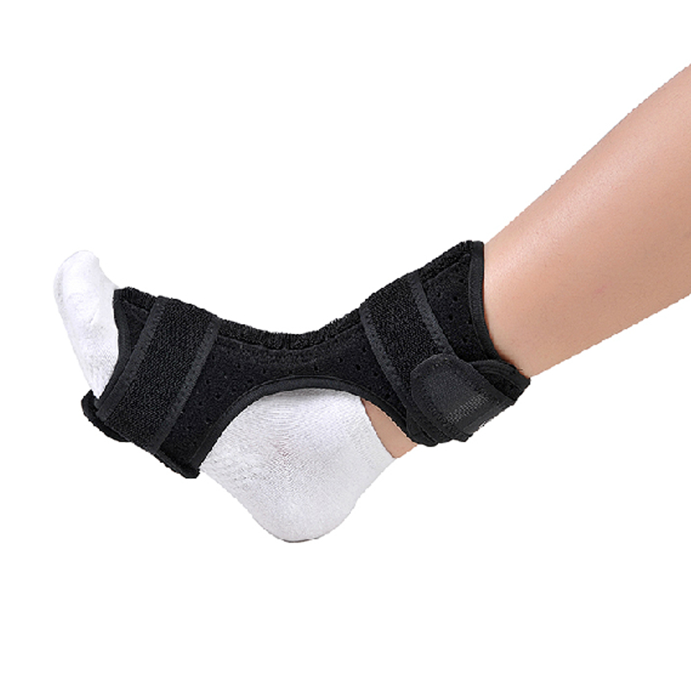 Free shipping hot selling foot drop and ankle plantar fasciitis foot instep injury night with plywood rehabilitation equipment