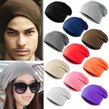 New Arrival Unisex Women Men Knit Ski Crochet Multi-color Winter Warm Hat Cap Beanie Hip-Hop Hats