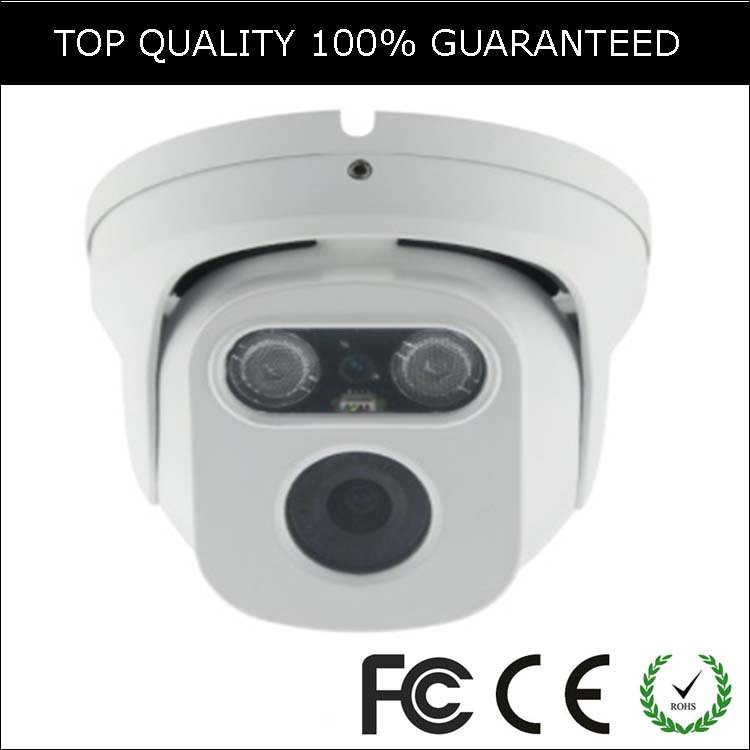 "[#3703] Hisilicon Hi3516A & 1/1.8"" SONY IMX178 Low Illumination Real Time 5MP WDR Infrared Onvif H264 Network Dome IP Camera(China (Mainland))"