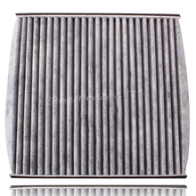 21.8x 21.2 CM Carbon Cabin Air Filter For Toyota Lexus Scion Sienna GX470 RX350 Camry Avalon 2005 Free Shipping(China (Mainland))