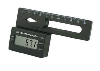 RC LOGGER Main Blade W/LCD Display pitch gauge digital for  Align TREX 250 450 500 700 heli models