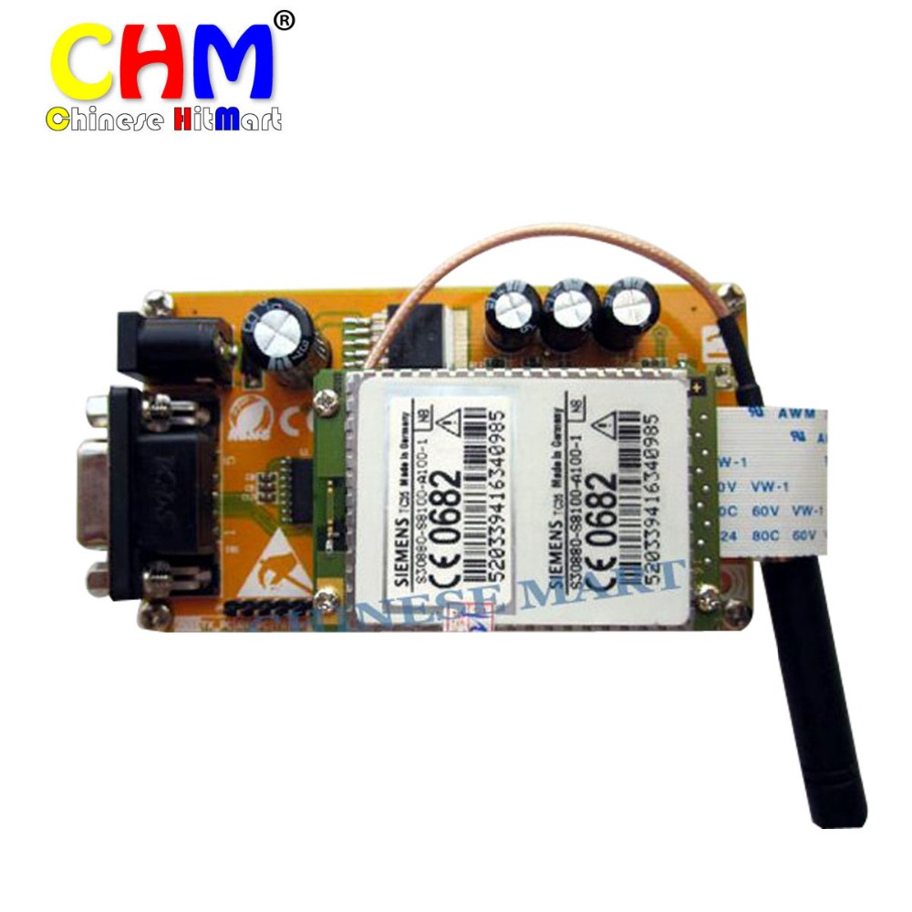 TC35 TC35i GSM Module/Development Bowith Audio out Mic,wholesale and retail#E09049(China (Mainland))