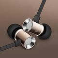 In Ear Micro Metal Earphone Headset Mini Ear Bass Earbuds Stereo Sport Headphone for Phone Xiaomi