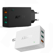 Quick Charge 42W 2.4A 3 Ports AC Wall Travel Charger Adapter Micro cable iPad iPhone 5 5S SE 6 6S 7 Plus Samsung Galaxy - Colohas Store store