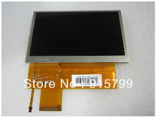 4.3inch LCD Screen LQ0DZC0031H Display panel without Touch Panel for GPS 100% New & Original Free Shipping(China (Mainland))