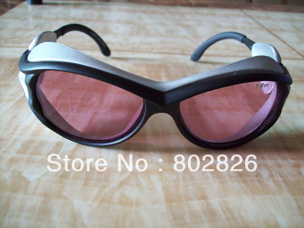 Laser Protection Goggles/ Safety Glasses for 808~1064nm  IR Infrared Lazer  laser safety glasses(China (Mainland))