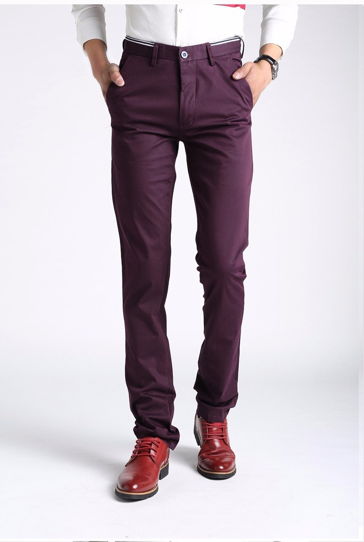 Best Fitting Dress Pants For Men