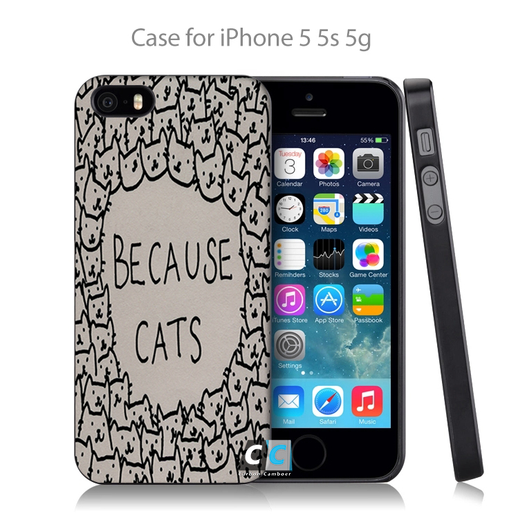 cats kings of durable cat a big group Hard Black Skin Case Cover for iPhone 4 4s 4g 5 5s 5g 5c 6 6g 6 Plus(China (Mainland))