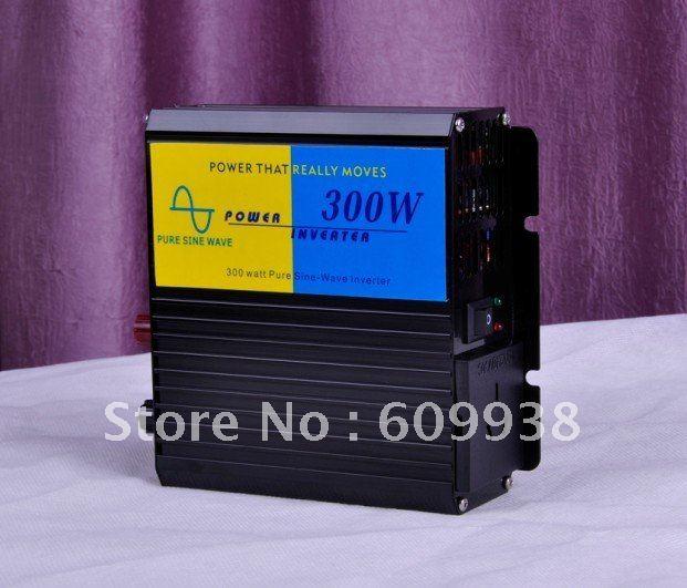 hot sale home use pure sine wave inverter 300W(China (Mainland))