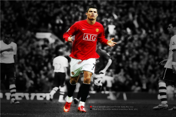 Custom canvas art cristiano ronaldo poster portugal for Cristiano ronaldo wall mural