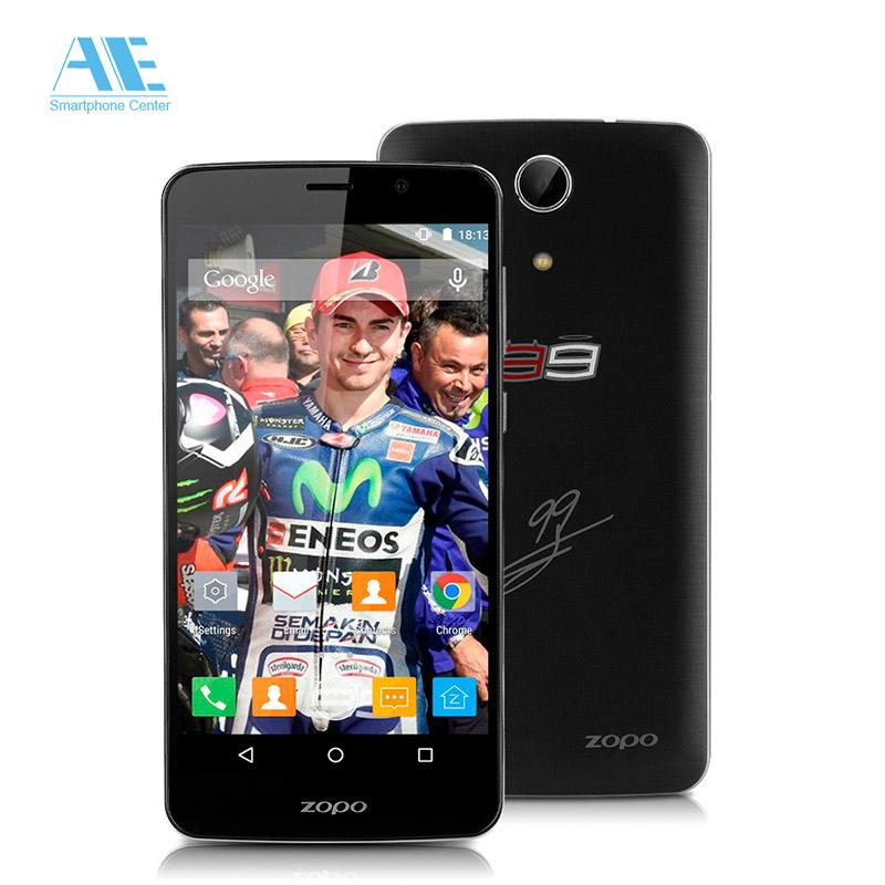 "Flash Deal 5.5"" ZOPO Speed GP Spokeman Jorge Lorenzo 4G LTE Android 5.1 MT6753 Octa-Core 1.3GHz 3G RAM 16G ROM 13.0MP Phone(China (Mainland))"